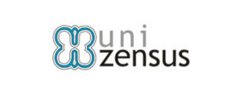 Logo des Evaluationssystems UniZensus
