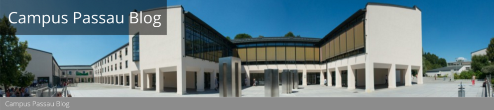 Header des Campus Passau Blog