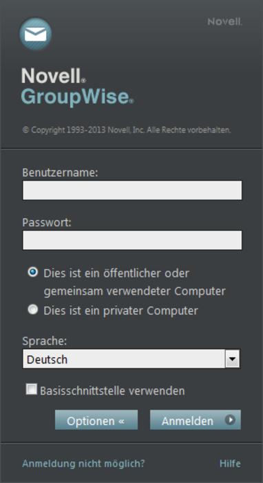 Online-Zugriff auf Ihre E-Mails - Universität Passau